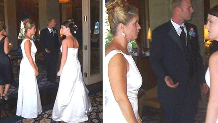 Foto: Mărturiile unei tinere! Soacra a venit îmbrăcată la nunta sa în rochie de mireasă