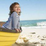 Foto: 8 pași esențiali pentru a-ți proteja copilul de radiațiile UV!