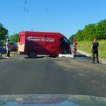 Foto: Accident grav pe șoseaua Balcani