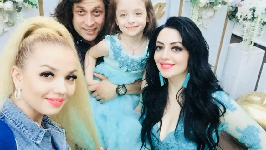 Foto: Primele imagini de la cumetria fiului Marianei Șura! Adam a topit inimile invitaților