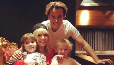 Fiul lui Maxim Galkin este copia tatălui său, în copilărie. Vezi pozele