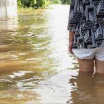 Foto: Potop de apă în România. O familie și-a pierdut toți cei patru copii într-o viitură
