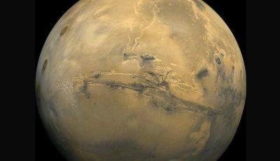 Ultima oră! NASA a descoperit mari cantități de gaz metan pe Marte, ceea ce sugerează viaţă extraterestră