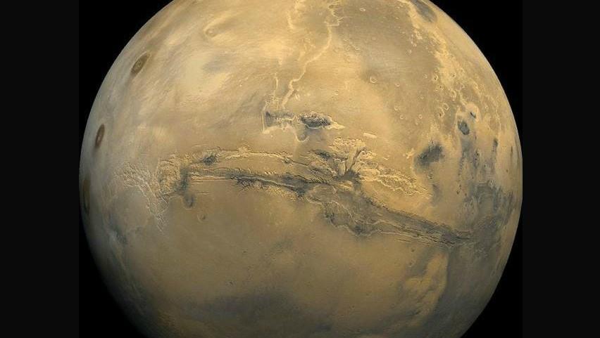 Foto: Ultima oră! NASA a descoperit mari cantități de gaz metan pe Marte, ceea ce sugerează viaţă extraterestră