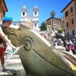 Foto: Este cod roșu de caniculă în Italia