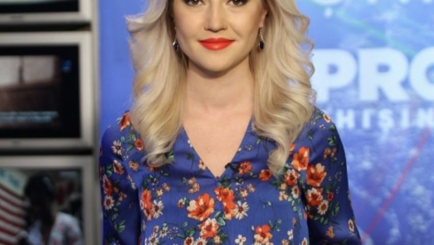 Foto: O prezentatoare de la Pro TV va deveni mămică!