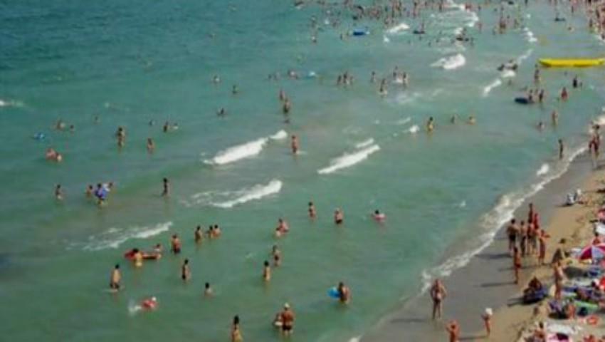 Foto: Un bărbat din Moldova s-a înecat în Marea Neagră