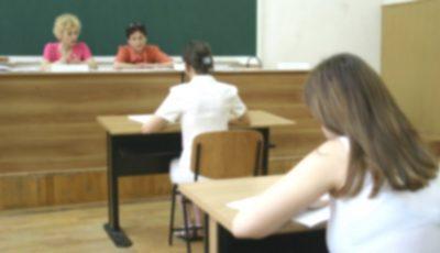 Un elev a încercat să copieze și a fost eliminat de la toate examenele de Bacalaureat
