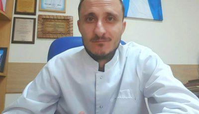 Medicul Mihai Stratulat a dezvăluit primele detalii despre nașterea fiului său. La ce spital s-a născut Vlăduț?