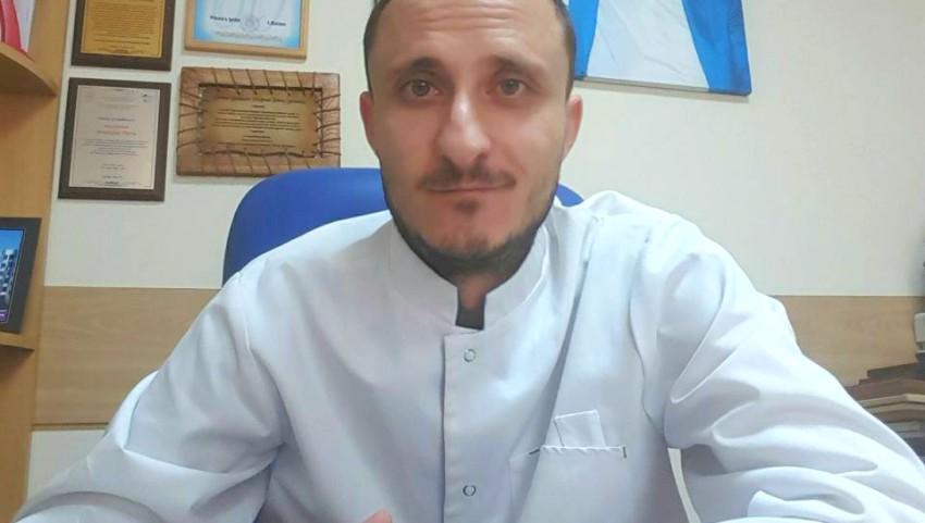 Foto: Medicul Mihai Stratulat a dezvăluit primele detalii despre nașterea fiului său. La ce spital s-a născut Vlăduț?
