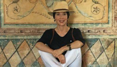Ultimele fotografii cu Edith Gonzalez pe pagina personală de socializare