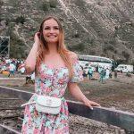 Foto: Ana Cernicova își petrece vacanța pe litoral. Artista și-a etalat silueta în costum de baie!