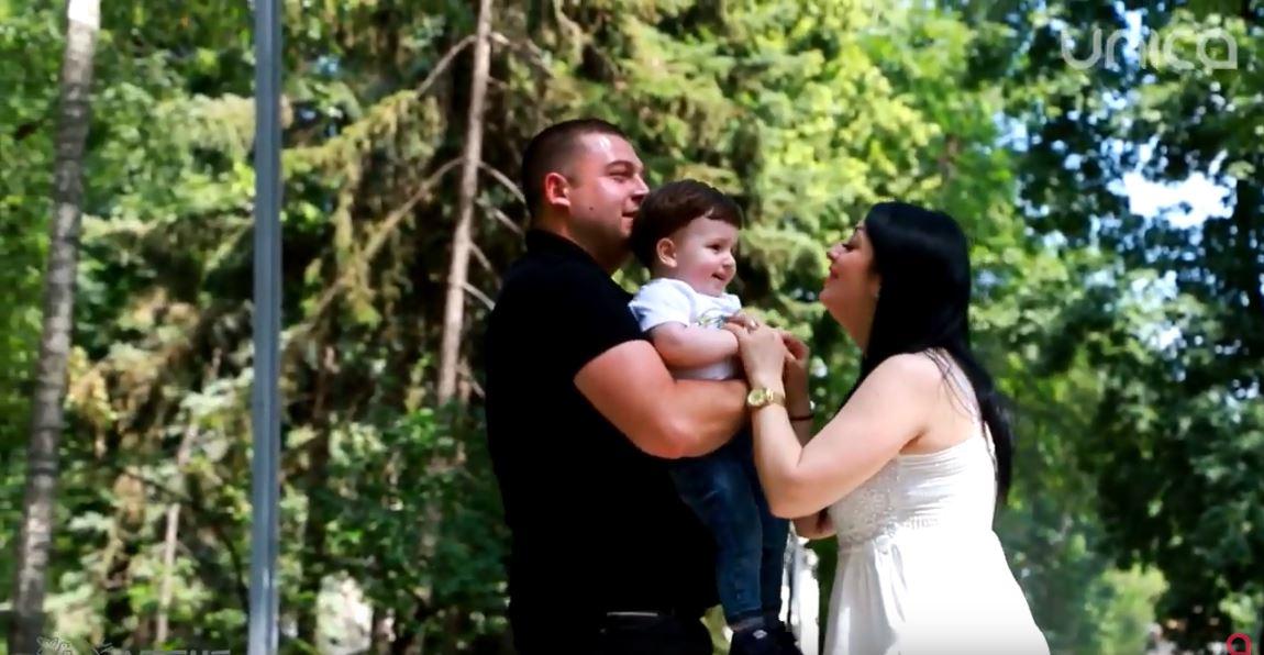 Foto: Faceți cunoștință cu Adam, fiul Marianei Șura