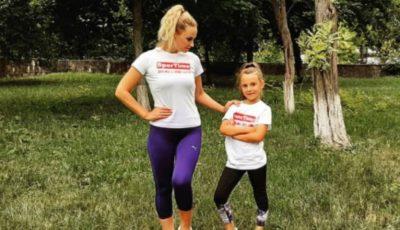 Fă mișcare cu piciul tău! Un set de exerciții pentru toate grupurile de mușchi