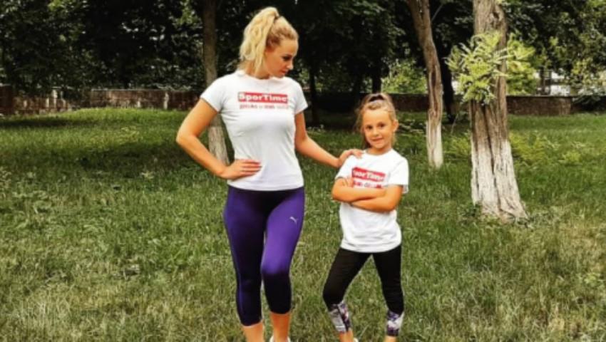 Foto: Fă mișcare cu piciul tău! Un set de exerciții pentru toate grupurile de mușchi