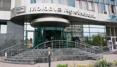 Declarația oficială a Moldova Agroindbank, după jaful comis la o filială din Chișinău