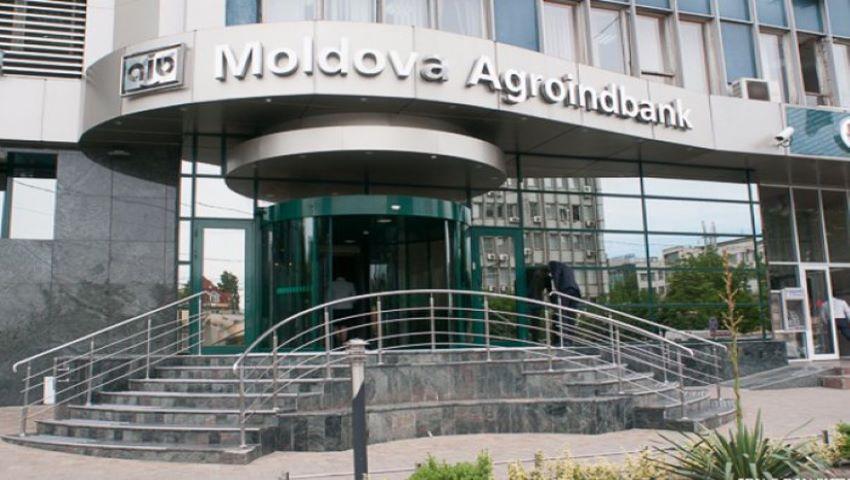 Foto: Declarația oficială a Moldova Agroindbank, după jaful comis la o filială din Chișinău