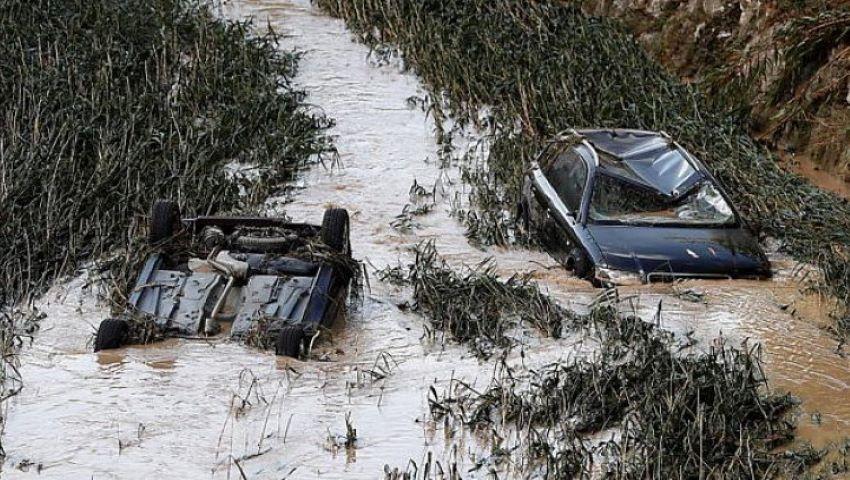 Foto: Viituri dezastruoase în Spania după ploile torențiale. Imagini dramatice