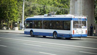 Modificări de itinerar în Capitală, în legătură cu desfășurarea Campionatului Moldovei de triatlon la distanță olimpică