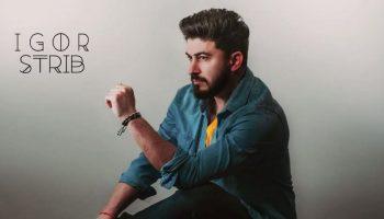 """Interpretul Igor Stribițchi s-a recăsătorit. ,,E o moldoveancă stabilită la București"""""""