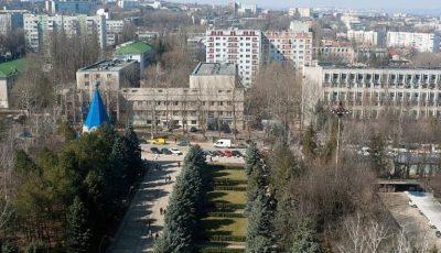 Trafic suspendat timp de o lună într-un cartier din Chișinău. Autobuzele și microbuzele își modifică traseele de circulație