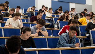 Universitățile au publicat rezultatele preliminare la admiterea la studii