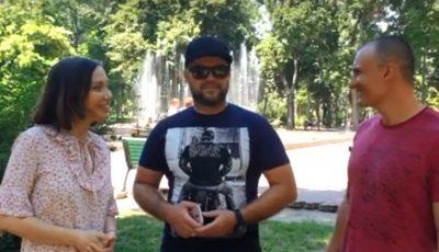 DJ August Ray invitat specialla Tabăra de Detox! Îți va lărgi cunoștințele despre muzica electronică