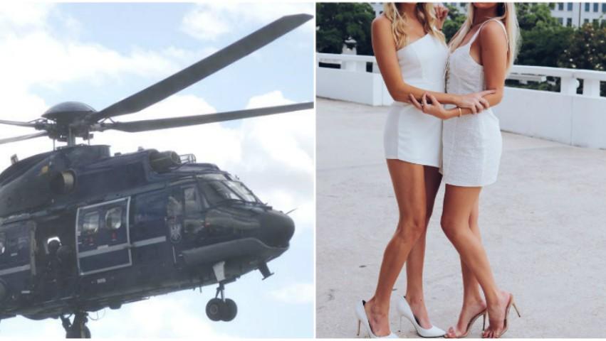 Foto: Miliardarul Chris Cline și fiica sa au murit, după ce elicopterul în care se aflau s-a prăbușit