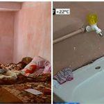 Foto: Condiții jalnice la o tabără pentru copii din țară
