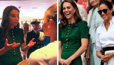 Kate Middleton, mesaj emoționant pentru Simona Halep după succesul de la Wimbledon!