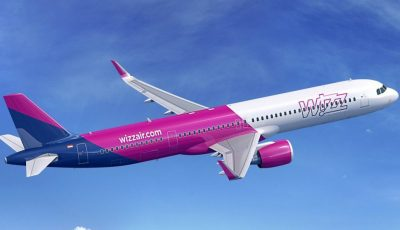 Patru rute noi de zbor vor fi lansate de Wizz Air pe Aeroportul Internațional Chișinău