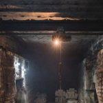 Foto: O stradă riscă să se prăbușească din cauza minei din Chișinău