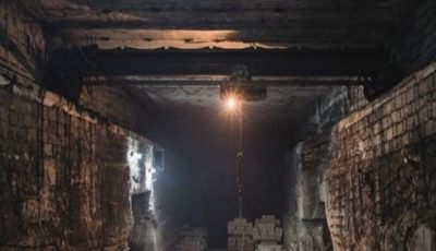 O stradă riscă să se prăbușească din cauza minei din Chișinău