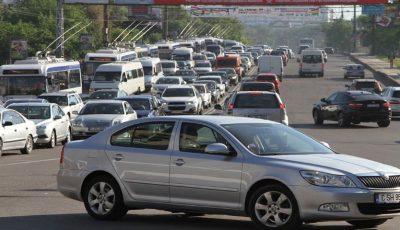 Circulația pe o stradă din Capitală se închide până la sfârșitul verii