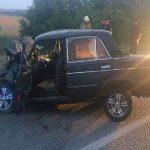 Foto: O femeie și un bărbat din Moldova și-au pierdut viața într-un accident în regiunea Odessa