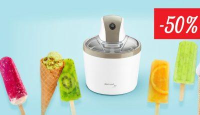Delimano te invită la înghețată și îți oferă -50% REDUCERE!