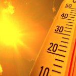 Foto: Temperaturi record, în Moldova. Urmează două zile de foc