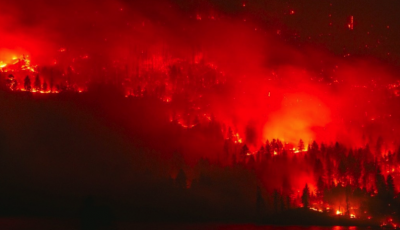 Noi imagini devastatoare cu incendiile din Siberia! Îngrozitor!