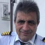 Foto: Pilotul care a salvat viața a 171 de oameni de pe cursa Moscova-Chișinău. Anterior, a prevenit un atac terorist