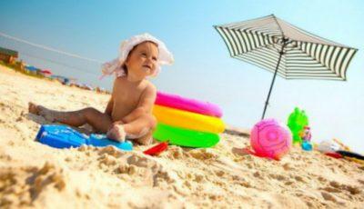 Medicamente pe care să le iei cu tine, când mergi cu micuţul în vacanţă