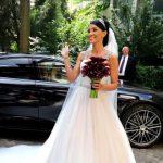 Foto: Adelina Pestrițu s-a căsătorit. Vezi cum și-a îmbrăcat fiica de 1 anișor în ziua nunții!