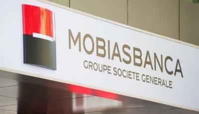 Mobiasbanca a fost vândută, cu aproximativ 1,5 miliarde de lei