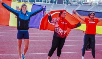 Medalia de argint și bronz pentru țara noastră, la Festivalul Olimpic al Tineretului European!