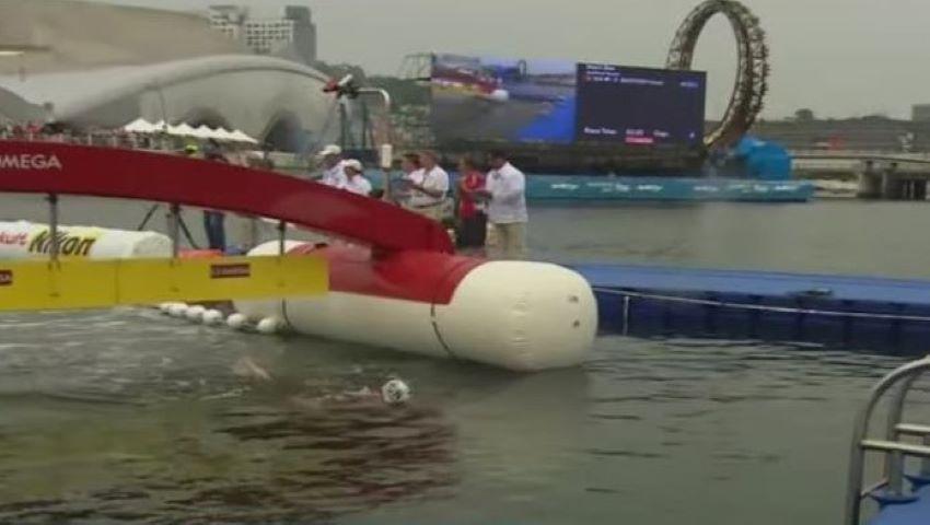 Foto: Tragedie la Campionatul Mondial de Nataţie. Două persoane și-au pierdut viața şi cel puţin zece au fost rănite