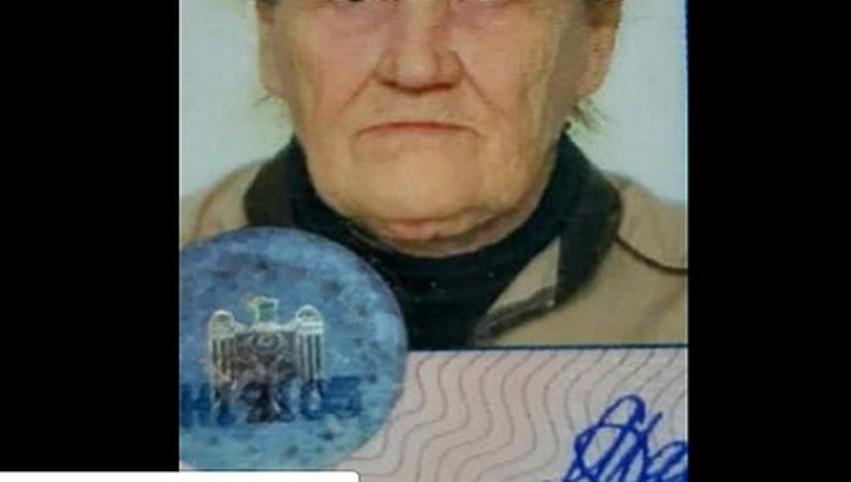 Foto: O bunicuță de 76 de ani s-a pierdut fără urmă. Rudele cere ajutor!