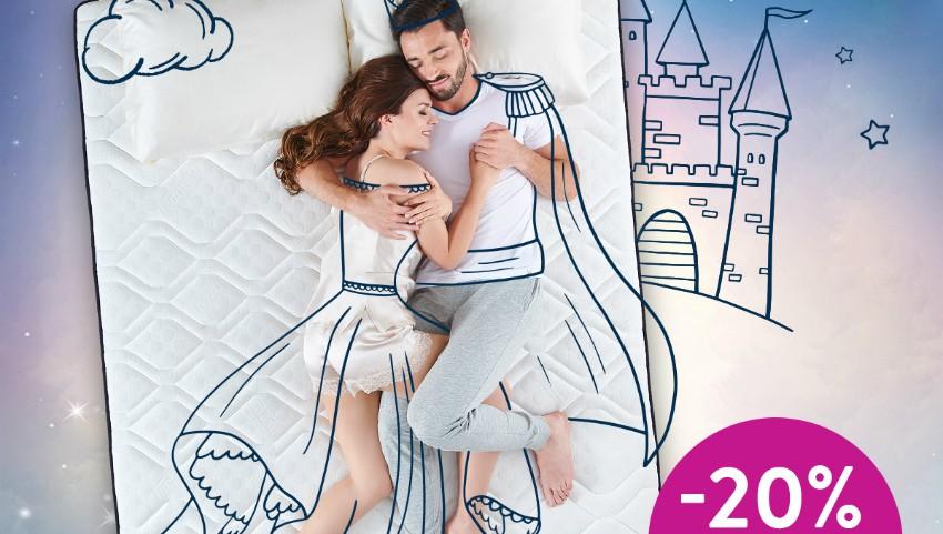 Foto: Dormi ca în poveste împreună cu Dormeo!