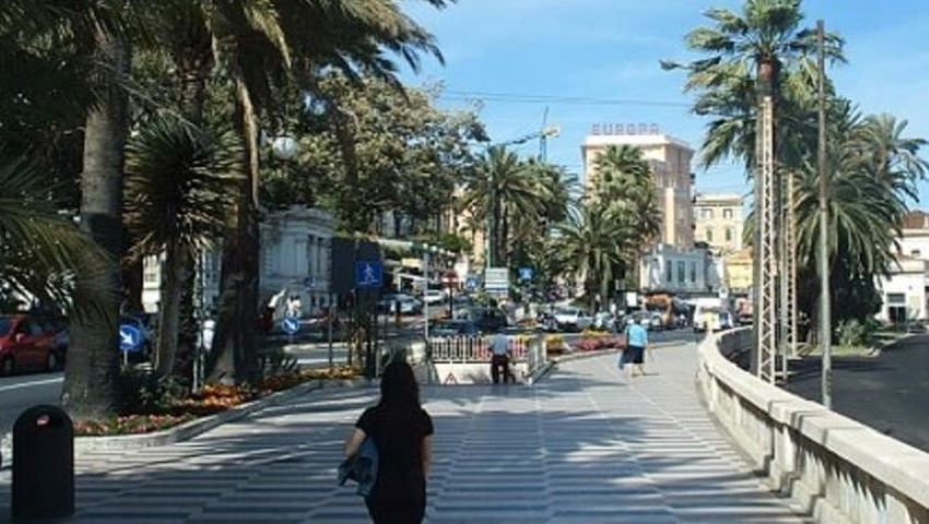 Foto: O moldoveancă a fost atacată în stradă, în orașul italian San Remo