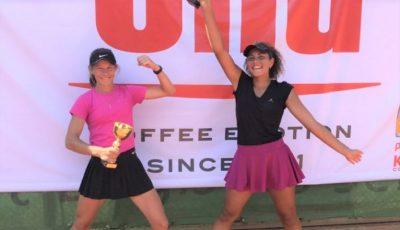 O tenismană din Moldova este câștigătoarea turneului european Elia Cup 2019