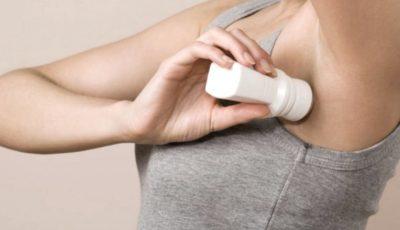 Greșeala pe care mulți o fac când folosesc antiperspirant