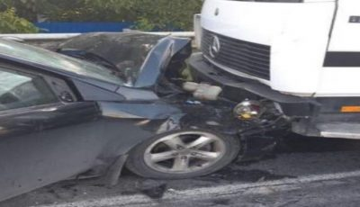 Accident fatal la Râșcani. Un bărbat de 42 de ani a făcut stop cardiac la volan